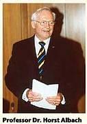 Prof. Dr. Horst Albach